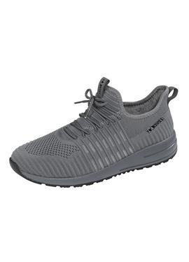 Спортивная обувь с трехкомпонентной межподошвой