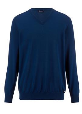 Пуловер aus reiner Merinowolle