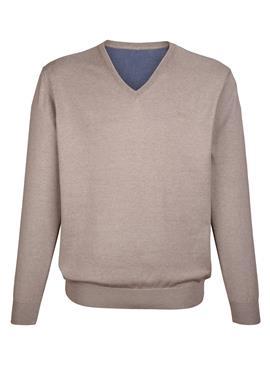 Пуловер im klassischen Look