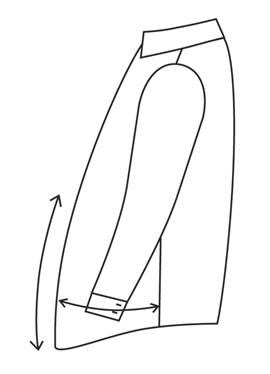 Spezialschnitt пиджак