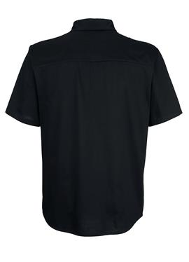 Jerseyhemd с durchgehender пуговицы