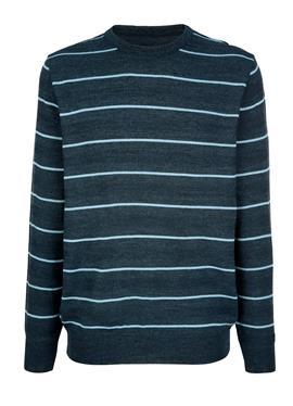 Пуловер с Streifenstrickmuster