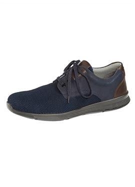 Обувь на шнуровке из суперэластичного текстиля