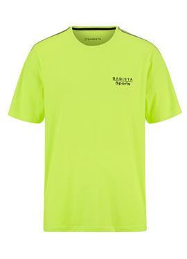 Функциональная рубашка из быстросохнущей смеси хлопка.
