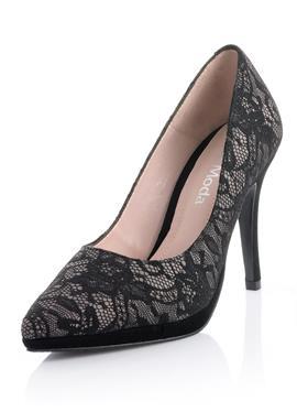 Туфли из тонкого кружева