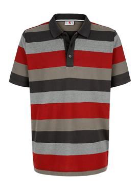 Рубашка поло в полоску