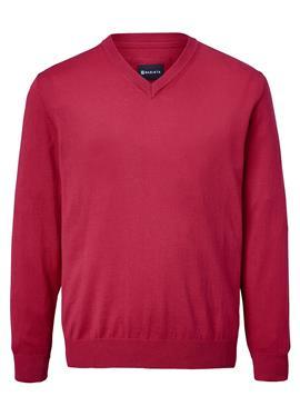 Пуловер в pflegeleichter Qualität