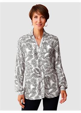 Блузка из чистой вискозы