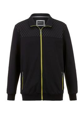 Спортивная куртка с контрастами