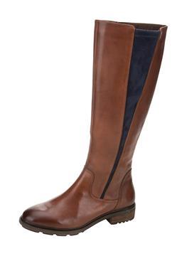 Ботинки для верховой езды с боковой эластичной вставкой