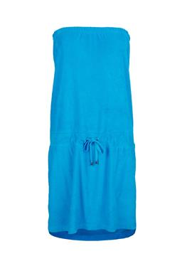 Пляжное платье из легкой махровой ткани