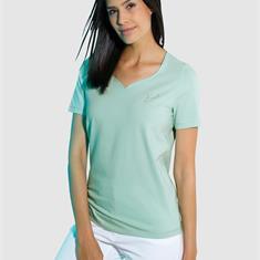 Рубашка Модная рубашка с вырезом в форме сердца