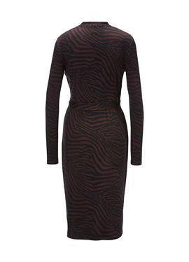 Платье из джерси im Wickel-Look