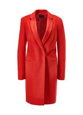 Schmaler пальто из шерсти im Blazerstil