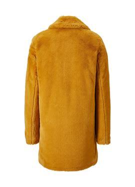 Fake-Fur пальто