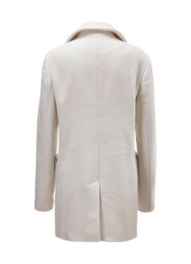 Kurzer пальто из шерсти