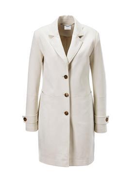 Короткое пальто в edler Velours-Optik
