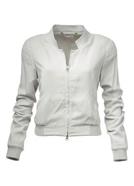 Короткий блузон-куртка