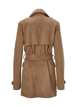 Verschlusslose куртка с Bindegürtel