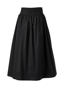 Ausgestellter юбка с Schmuckschließe