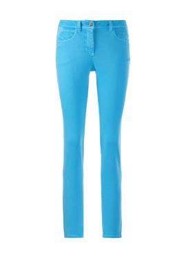 Облегающие джинсы по щиколотку