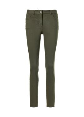 Узкие джинсы с вышивкой звезд