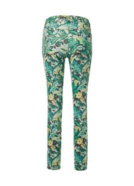 Schlanke джинсы с Blüten-Druck