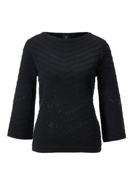 Пуловер с Trompetenärmeln