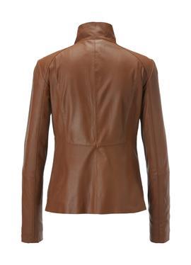 Кожаная куртка aus Ziegennappa