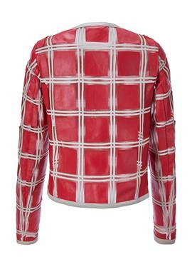 Sommer кожаная куртка