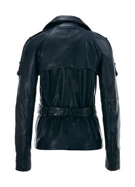 Кожаная куртка aus hochwertigem Lammnappa