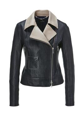 Кожаная куртка im Biker-Style
