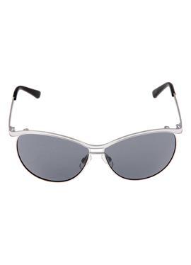 Солнцезащитные очки с металлической оправой