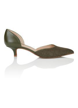 Женские туфли с Pfennigabsatz