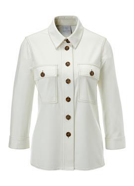 Блузка im Safari-Style с Ärmeln в 3/4-Länge