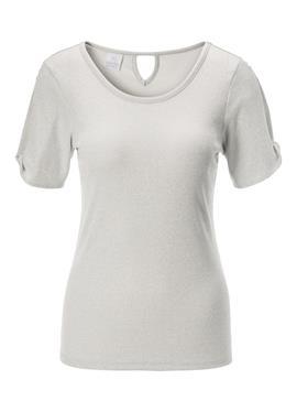 Glänzendes блузка