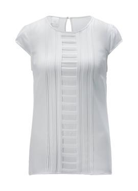 Кофта-блузка с raffinierter Biesen-Verarbeitung