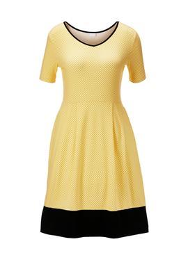 Пляжное платье с Tupfenprint