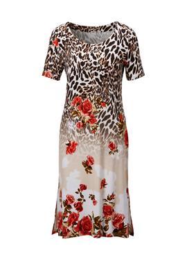 Пляжное платье im Muster-Mix