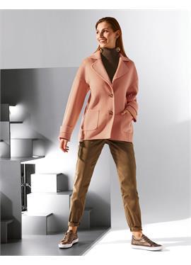 Двусторонняя куртка из шерсти