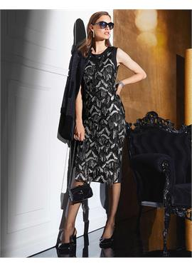 Вечернее платье с Pailletten