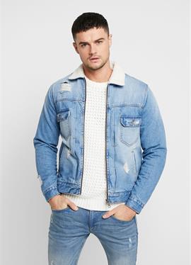 DENNIS куртка - джинсовая куртка