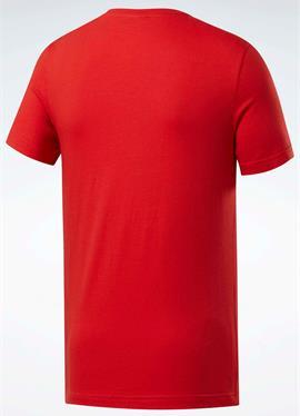 BIG LOGO TEE - футболка print