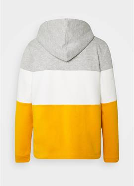 COLOR BLOCK толстовка - пуловер с капюшоном