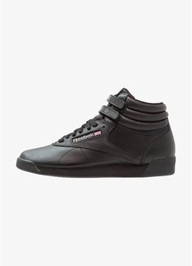 FREESTYLE HI LIGHT SOFT LEATHER SHOES - сникеры high