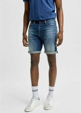BIO-BAUMWOLL - джинсы шорты