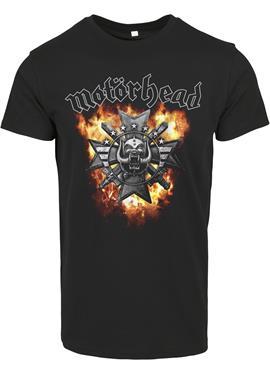 MOTÖRHEAD BAD MAGIC TEE - футболка print