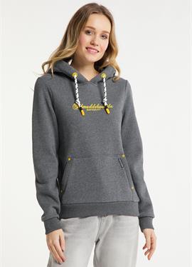 HAMBURG HAFENCITY - пуловер с капюшоном