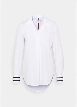 CRISP POP RELAXED BLOUSE - блузка