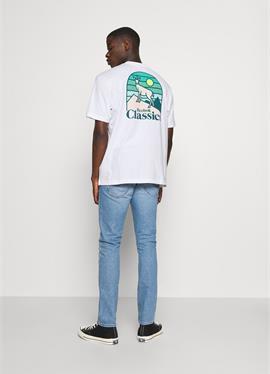 CAMPING GRAPHIC TEE - футболка print